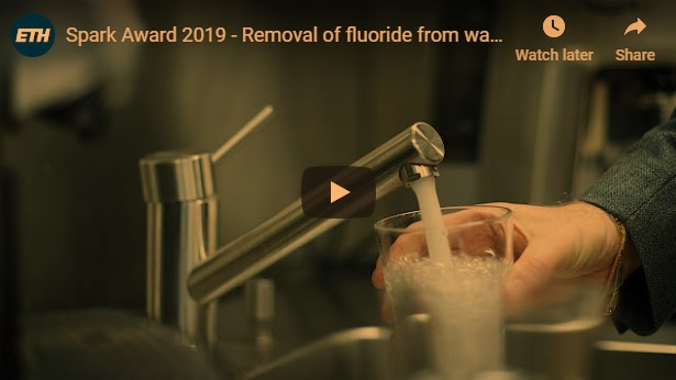 latest research on removing fluoride