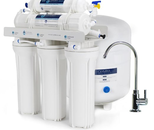 Reverse Osmosis system image