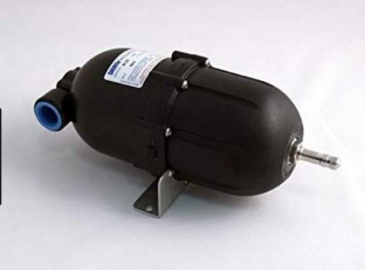 rv accumulation tank image