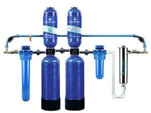 aquasana salt-free water softener