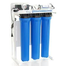 reverse osmosis for removing chlorine