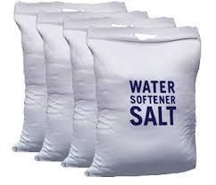 water softener salt bags